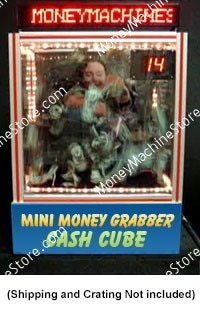 Money Grabber Jr. Cash Cube
