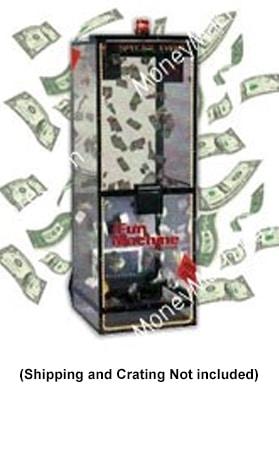 Traveling Money Blowing Machine